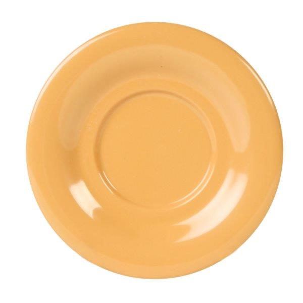 5 1/2? / 140mm Saucer For CR303/CR9018, Yellow