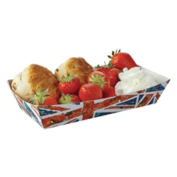 Union Jack Small Tray Union, Jack, Chippy, Tray, Chip, Flag, English