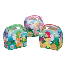 Enchanted Fairy paperboard box with handle