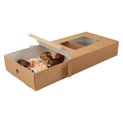 Platter box with full tray insert (standard)