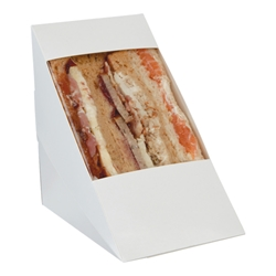 Large sandwich pack (white)