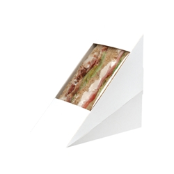 Sandwich pack (white)