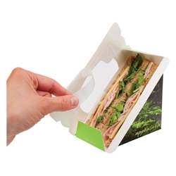 Self-seal Sandwich Pack (green)