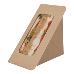 Self-seal Sandwich Pack (kraft)