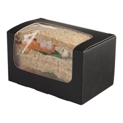 Elegance sandwich pack (square-cut)
