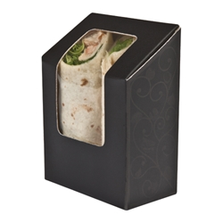 Elegance tuck-top tortilla pack