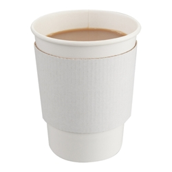 Small cup wrap White (x1000)