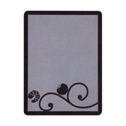 Elegance standard label (rectangular)