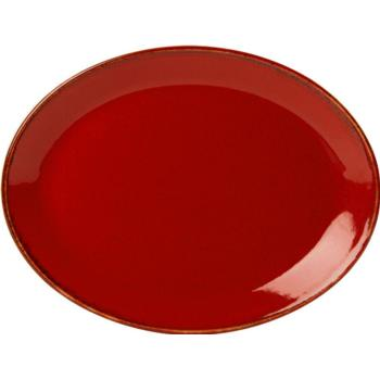"Magma Oval Plate 30cm/12"" (Pack of 6)"