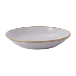 "Stone Cous Cous Plate 26cm/10.25"" (Pack of 6)"