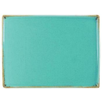 Sea Spray Rectangular Platter 35x25cm (Pack of 6)