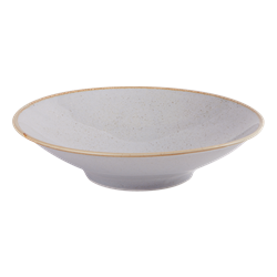 Stone Footed Bowl 26cm (Pack of 6)