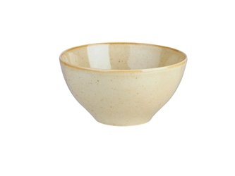 "Wheat Finesse Bowl 16cm/6.25"" (30oz) (Pack of 6)"