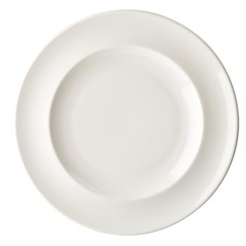 "Academy Rimmed Plate 31cm/12.25"" (Pack of 6)"