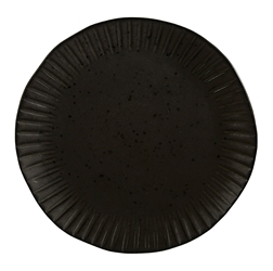 Flint Reactive Charger Plate 31cm (Pack of 4)