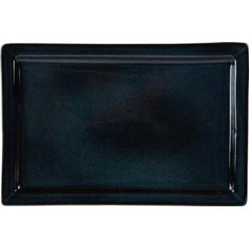 Rustico Azul Rectangular Tray 31x20.5cm (Pack of 6)