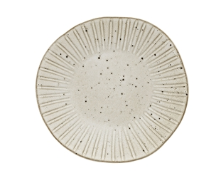 Oyster Reactive Dinner Plate 28.5cm (Pack of 6)