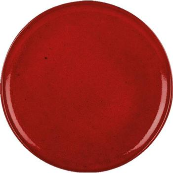 Rustico Lava Pizza Plate 33cm (Pack of 6)