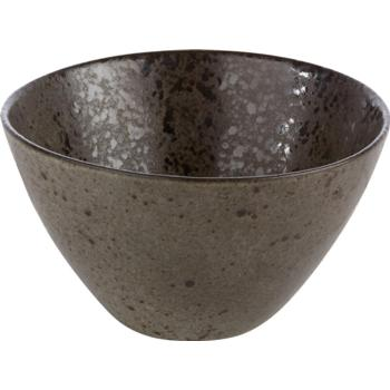 Black Ironstone Cereal Bowl 15cm (Pack of 6)