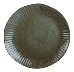 Fern Reactive Charger Plate 31cm (Pack of 4)