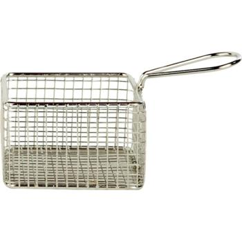 Square Basket 9.5x9.5x6cm (Pack of 12)