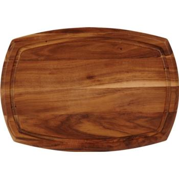 Acacia Board 36x25.5cm/14?x9.75? (Pack of 1)