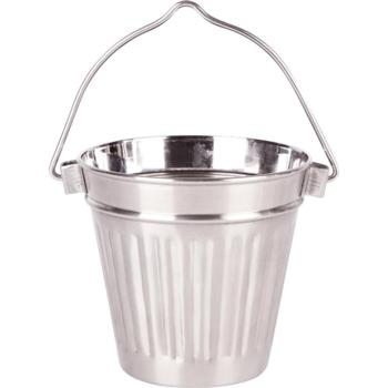 Ribbed Handled Pail (Pack of 12)