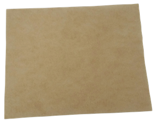 Kraft Brown Paper 25.5 x 20.3cm - 500 sheets (Pack of 500)