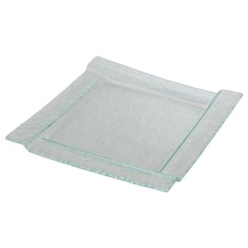 Glass Plate Square 30 x 30cm (Pack of 1)