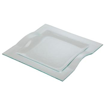 Glass Plate 29.5 x 29.5cm (Pack of 1)