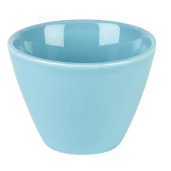 Blue Conic Bowl 8oz (Pack of 6)
