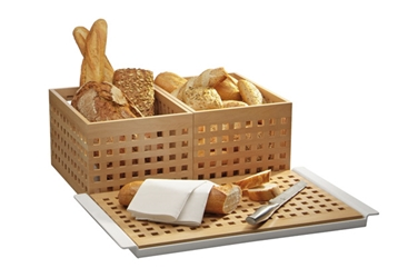 Bread Box 34x26cm (Pack of 1)