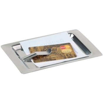 S/S Bill Tray 17x11cm (Pack of 1)