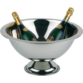 Stainless Steel Champagne Bowl 8Ltr (45cm) (Pack of 1)