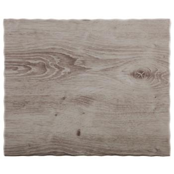 Melamine ?Wood? Tray 53x32.5cm (Pack of 1)