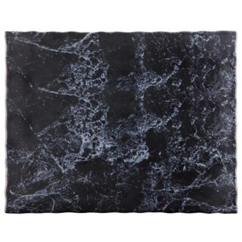 Melamine ?Granite? Tray 53 x 32.5cm (Pack of 1)