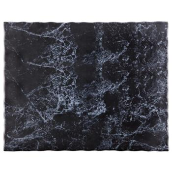 Melamine ?Granite? Tray 32.5 x 26.5cm (Pack of 1)