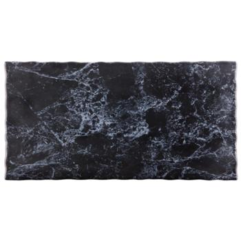 Melamine ?Granite? Tray 32.5 x 17.6cm (Pack of 1)