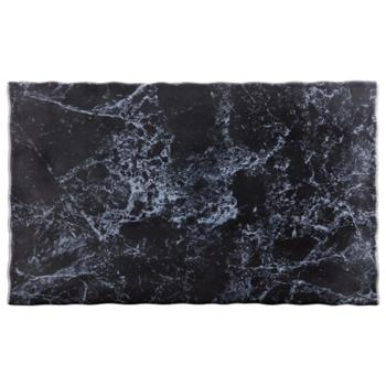 Melamine ?Granite? Tray 26.5 x 16.2cm (Pack of 1)