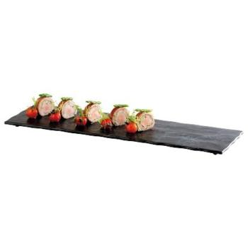 Melamine ?Granite? Tray 53 x 16.2cm (Pack of 1)