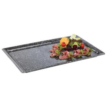 ?Pure Granite? GN Tray 53x32.5cm (Pack of 1)