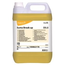 Suma Break up D3.5 (2x5L Pack)