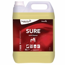 Diversey - SURE Grill Cleaner (2x5L Pack)