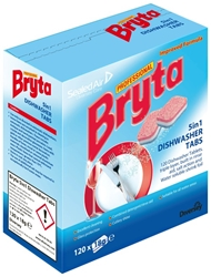 Bryta 5in1 DishwasherTabs 4x120pc GB,IRL