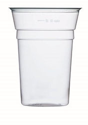 Plastic Tumbler (Lined at 8oz) 10oz 29cl (1000 Pack) Plastic, Tumbler, (Lined, at, 8oz), 10oz, 29cl