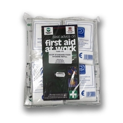 First Aid Kit Refill 10 Person (Each) First, Aid, Kit, Refill, 10, Person, Nevilles