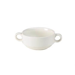 RGFC Lugged Soup Bowl 11cm/4.25-30cl/10.6oz (6 Pack) RGFC, Lugged, Soup, Bowl, 11cm/4.25-30cl/10.6oz, Nevilles