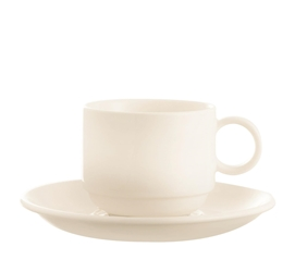 "Daring Large Double Well Saucer  6"" 15.3cm (24 Pack) Daring, Large, Double, Well, Saucer, 6"", 15.3cm"