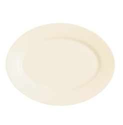 "Intensity Oval Platter  13.75"" 34.9cm x 25.4cm (12 Pack) Intensity, Oval, Platter, 13.75"", 34.9cm, x, 25.4cm"