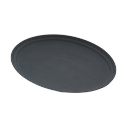Gen-Grip 27 Oval Non-slip Tray Black (Each) Gen-Grip, 27, Oval, Non-slip, Tray, Black, Nevilles